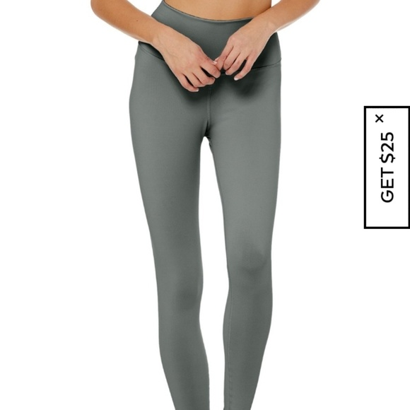 74141dc14b ALO Yoga Pants | Alo High Waist Dash Legging | Poshmark